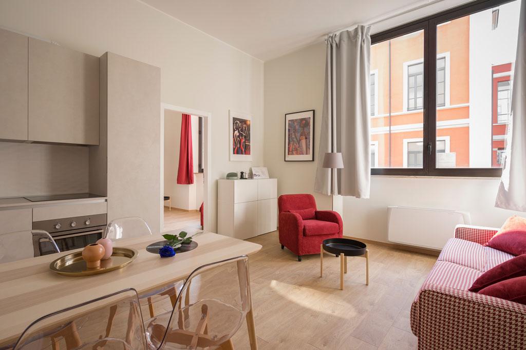 Organizar pisos pequeños